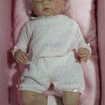 Baby Reborn Valeria Pelo Rubio